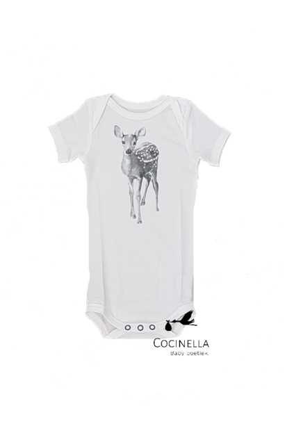 Romper Tencel Bambi 9M