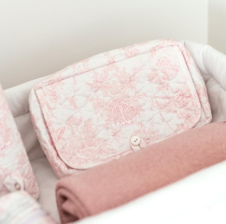 Hoes vochtige doekjes Sweet Pink  Theophile & Patachou-2