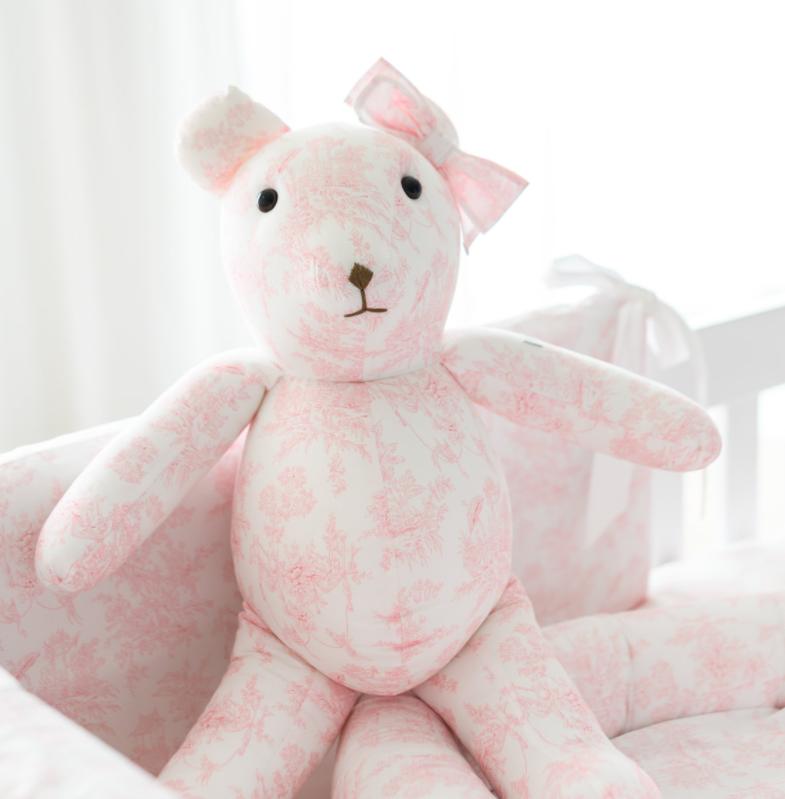 Decoratiebeer Sweet Pink  Theophile & Patachou-2