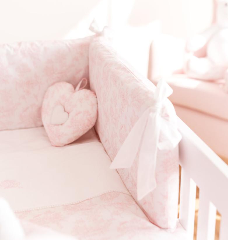Bedomranding  70cm Sweet Pink Theophile & Patachou-2