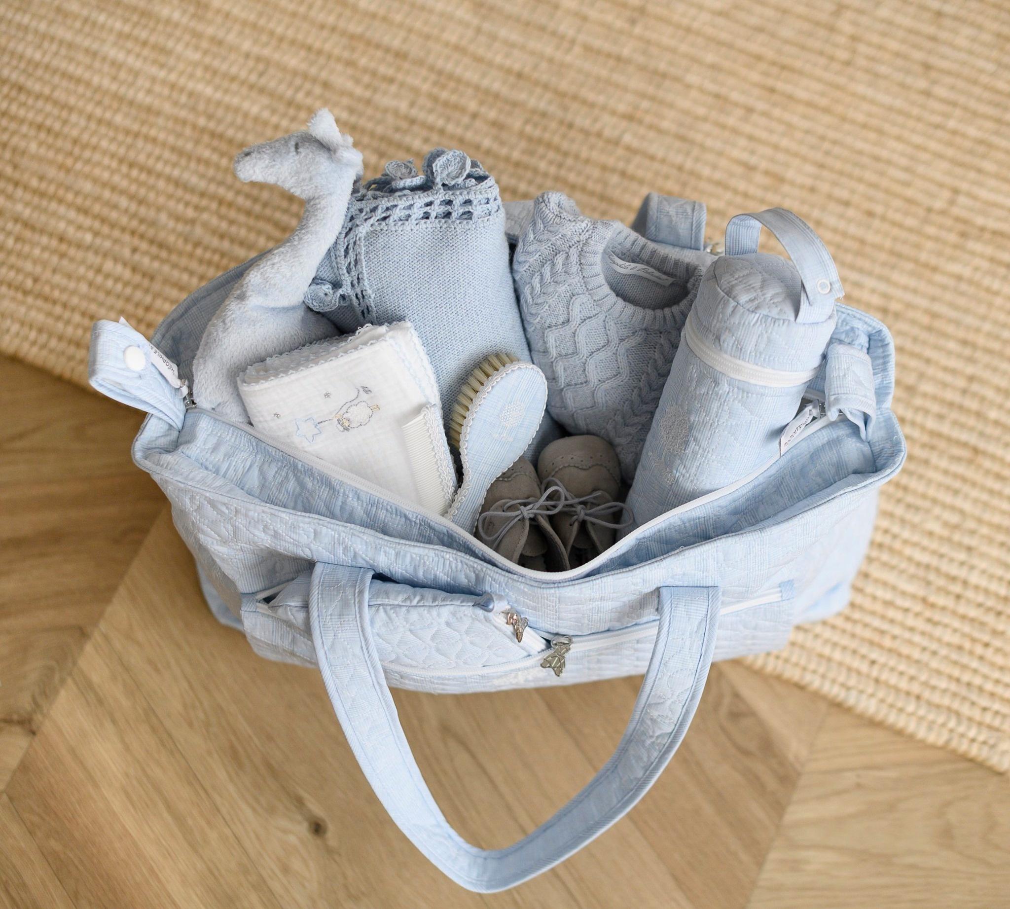 Kindertasche  Sweet Blue Theophile & Patachou-2