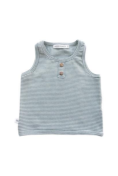 T-Shirt ohne Ärmel Bamboom 3M