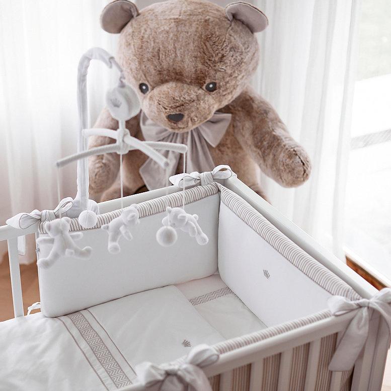 Bedomranding  70cm First  Ethnic white-2