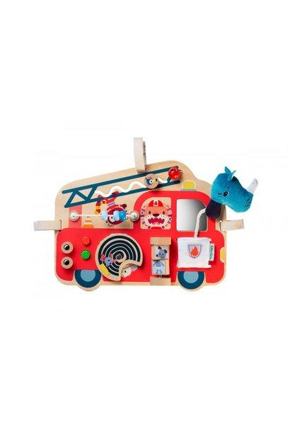 Activiteiten brandweerwagen