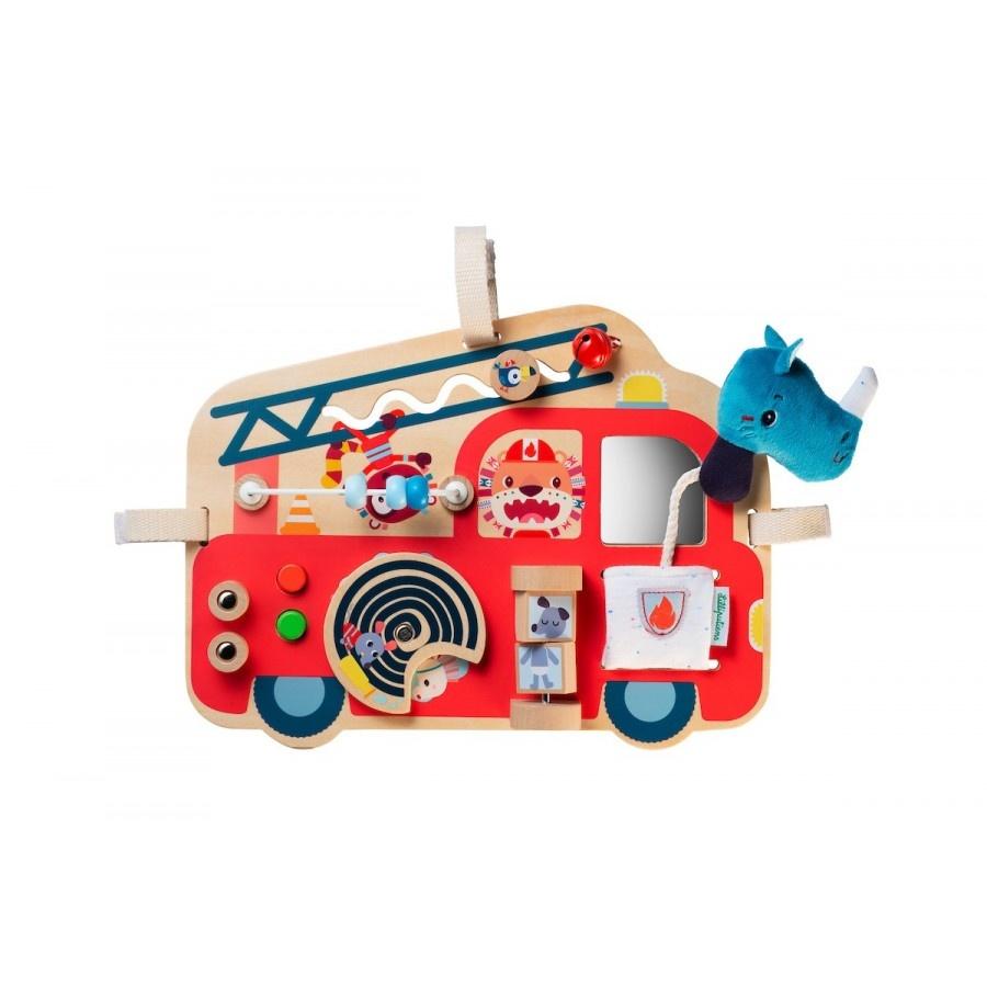 Activiteiten brandweerwagen Lilliputiens-1