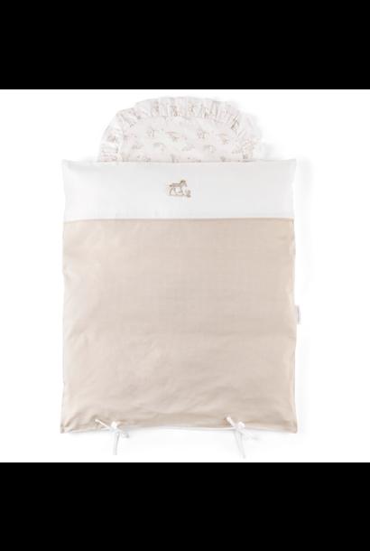 Quilt cover and pillowcase  Safari