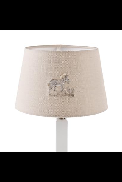 Kleiner Lampenschirm Safari