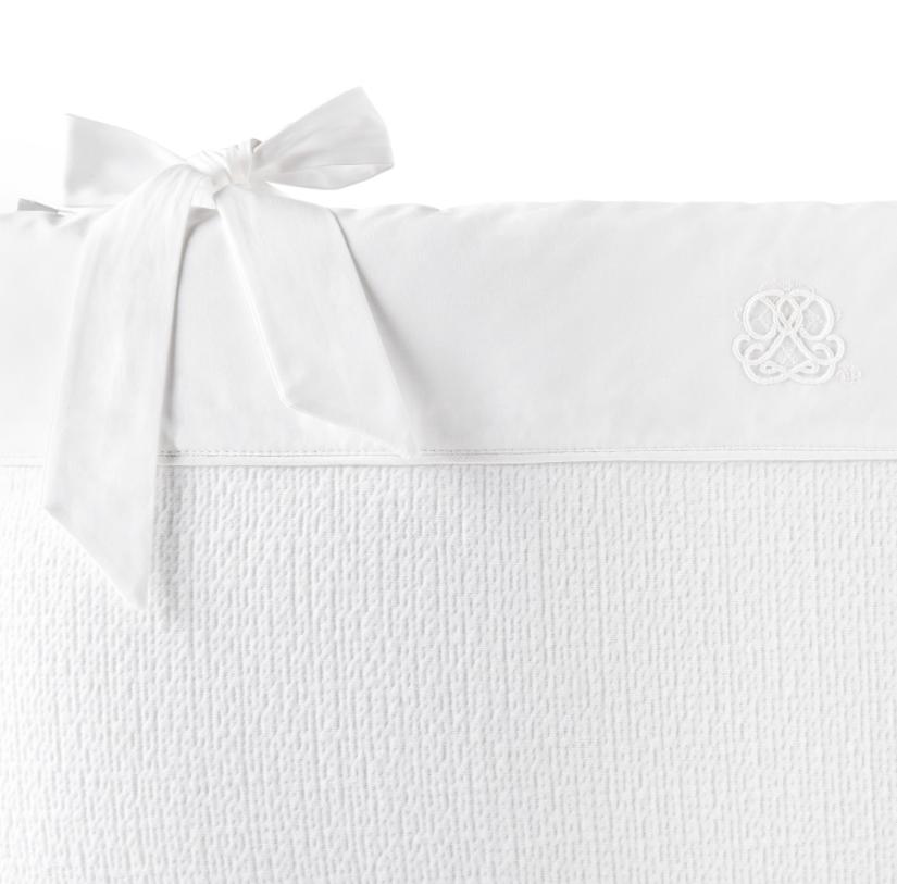 Bedomranding  60cm Cotton white Theophile & Patachou-3