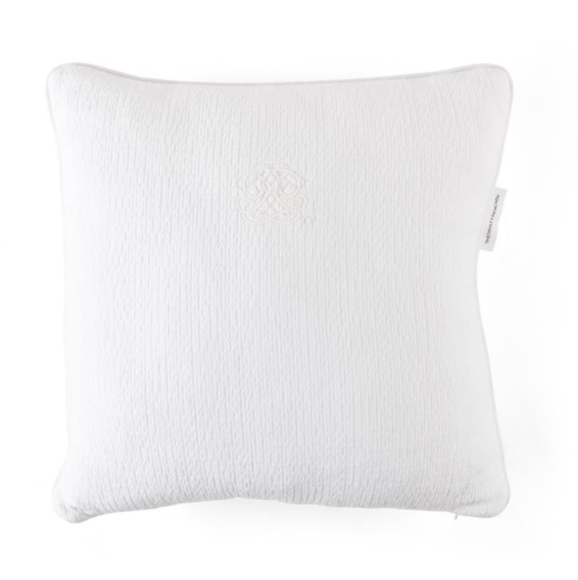 Kissen Cotton white Theophile & Patachou-1