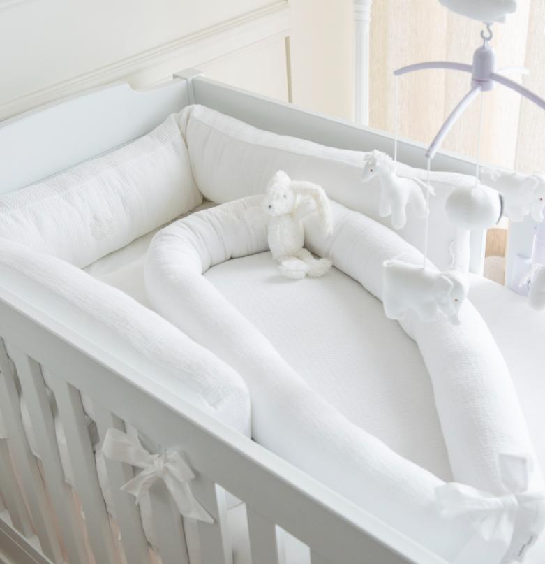 Baby slaapnestje Cotton white Theophile & Patachou-2