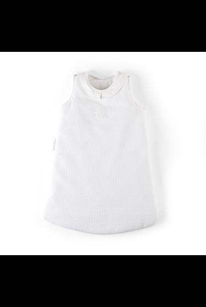 Schlafsack 60cm Cotton white