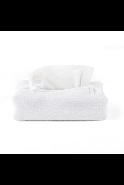 Cover Kleenex Cotton white