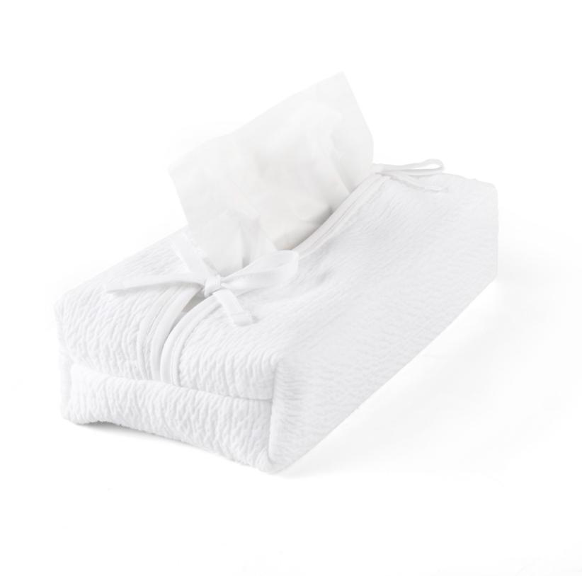 Hoes kleenex  Cotton white Theophile & Patachou-3
