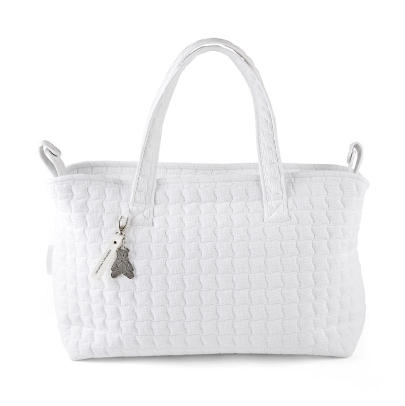 Kindertasche Cotton white Theophile & Patachou-5