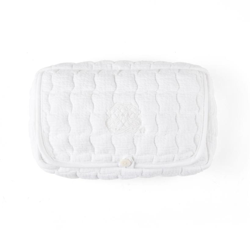 Feuchttücher bedecken Cotton white Theophile & Patachou-1