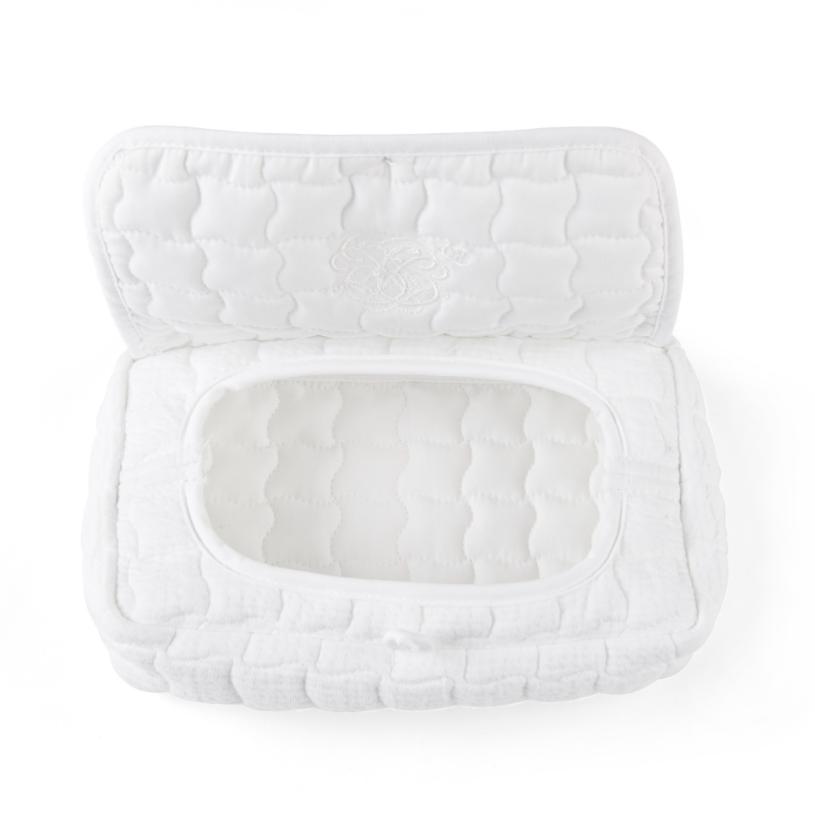 Feuchttücher bedecken Cotton white Theophile & Patachou-3