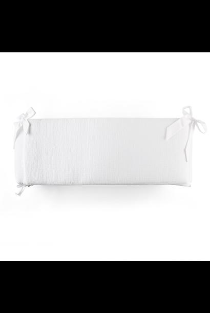 Boxbumper Cotton white