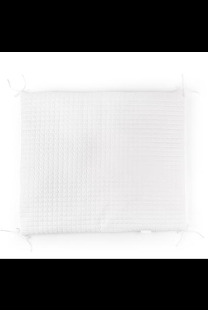 Playpen base Cotton white