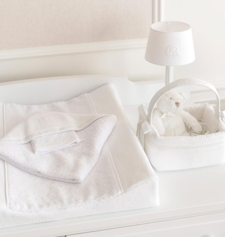 Kleine lampenkap Cotton white Theophile & Patachou-2