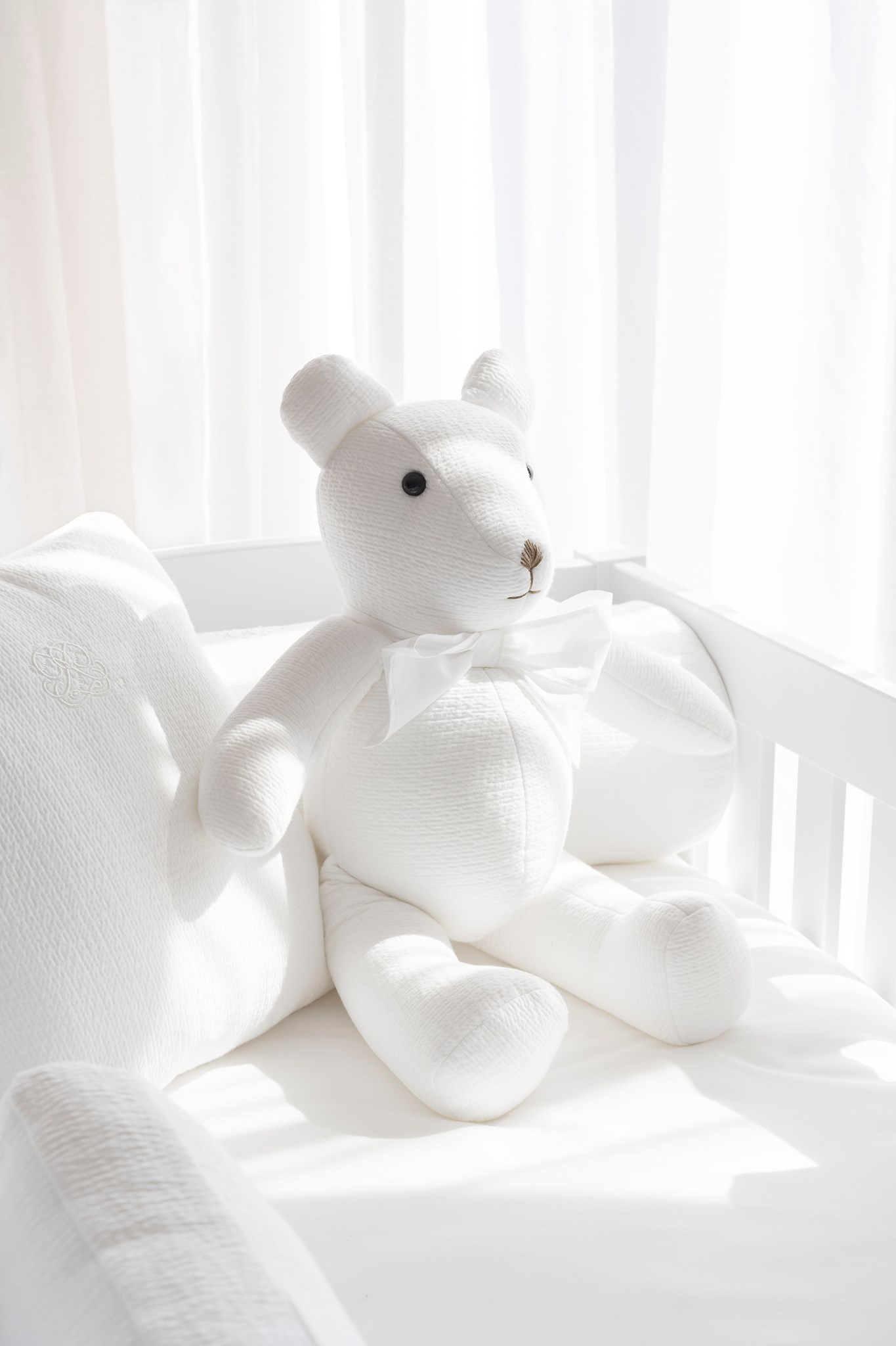 Kissen Cotton white Theophile & Patachou-2