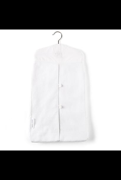Windelstapler Cotton white