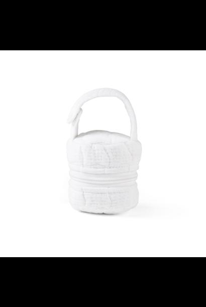 Dummy bag Cotton white