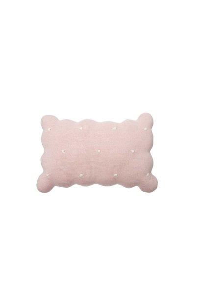Kussen biscuit pink