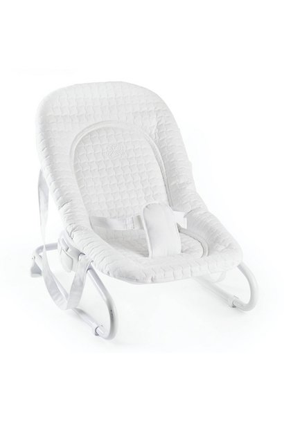 Baby relax Cotton white