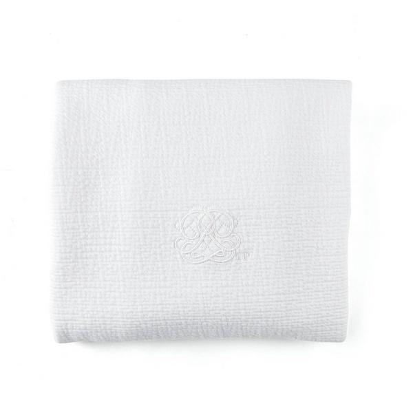 Deken 100x135cm  Cotton white  Theophile & Patachou-1