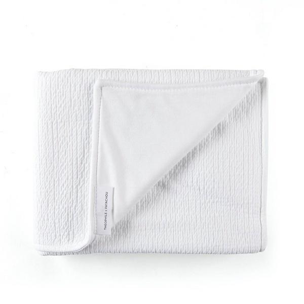 Deken 100x135cm  Cotton white  Theophile & Patachou-2