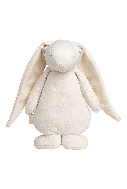 Knuffel konijn met licht en geluid