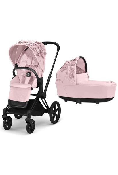 Kinderwagen  Priam pale blush