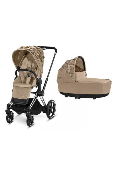 Baby stroller Priam nude beige