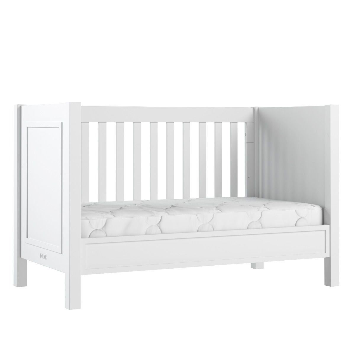 Bed 70x140cm + Commode  Will Woodwork-5