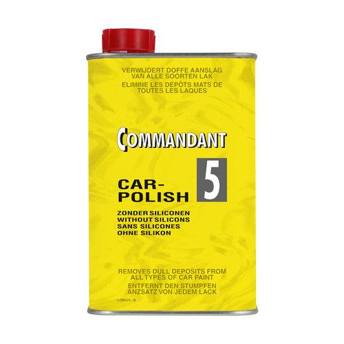 Commandant Commandant Car Polish 5