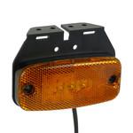 Carpoint Carpoint LED Markeringslamp Oranje 9-32V