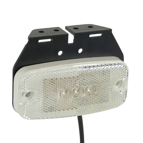 Carpoint Carpoint LED Markeringslamp Wit 9-32V
