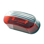 Carpoint Carpoint LED Breedtelicht Rood/Wit 40x100mm