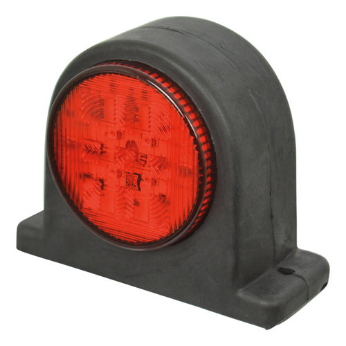 Carpoint Carpoint LED Breedtelicht Links Rood/Wit 67mm