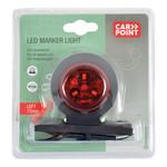 Carpoint Carpoint LED Breedtelicht Links Rood/Wit 72mm