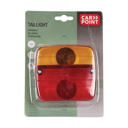 Carpoint Carpoint 12V Achterlicht 4 Functies + Lampen