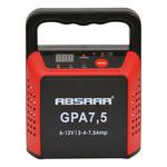 Absaar Absaar Acculader 7,5A 6/12V