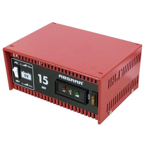 Absaar Absaar acculader 15A12V Norm/S