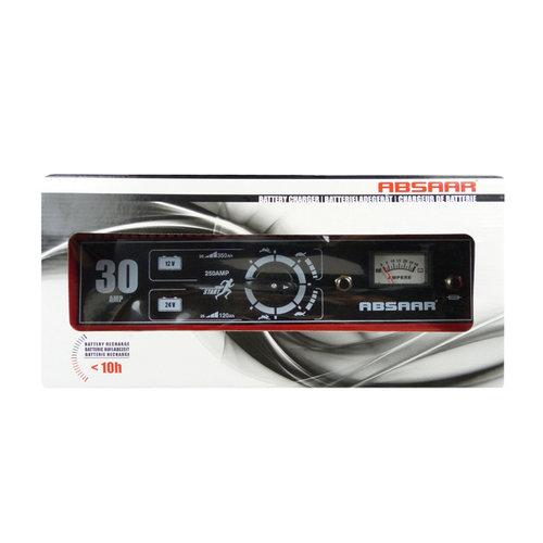 Absaar Absaar Acculader 30AMP 12/24V N/E AmpM SH250