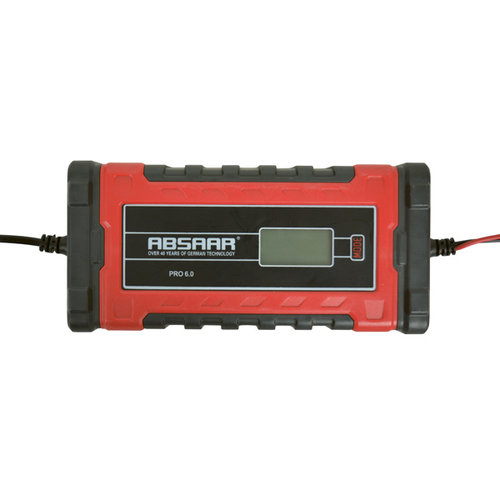 Absaar ABSAAR Smartlader PRO 6.0 6A 12/24V