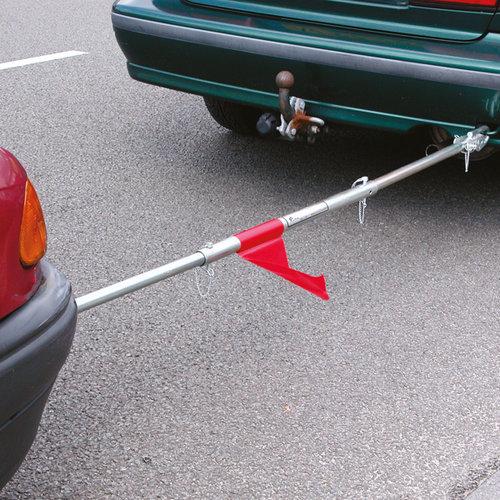 Carpoint Sleepstang voor auto's tot 1800 kg. Snel en makkelijk aan te brengen. Lengte 180 cm.