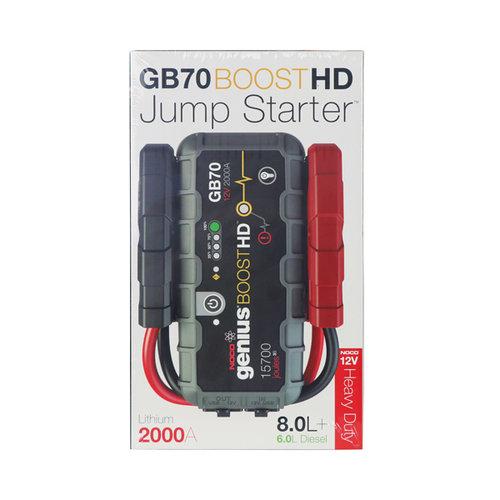Noco genius Noco Genius Lithium Jump Starter HD GB70 2000A