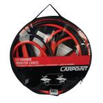 Carpoint Deze Carpoint startkabels zijn de oplossing als de auto niet meer wil starten door een lege accu. De startkabels zijn geschikt voor 12 en 24 Volt accu's en voor benzine auto's met een cilinderinhoud tot 2500cc. Met een kabeldikte van 25mm². De lengte van