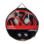 Carpoint Carpoint Startkabelset 35mm² TUV/GS/DIN. De startkabels zijn geschikt voor 12 en 24 Volt accu's. Voor benzine auto's met een cilinderinhoud tot 7000cc en auto's met een dieselmotor tot 4000cc. Met e
