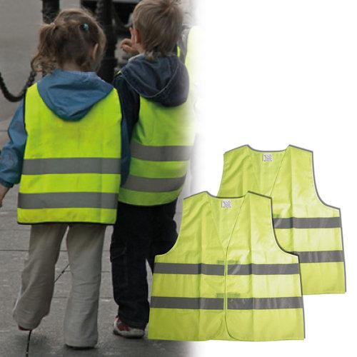 Carpoint Het Carpoint universele veiligheidsvest Junior is onmisbaar in iedere auto en in veel Europese landen verplicht om in de auto te hebben. De reflecterende strepen zijn in het donker vanaf een grote afstand zichtbaar. In opvallende gele kleur, voor personen